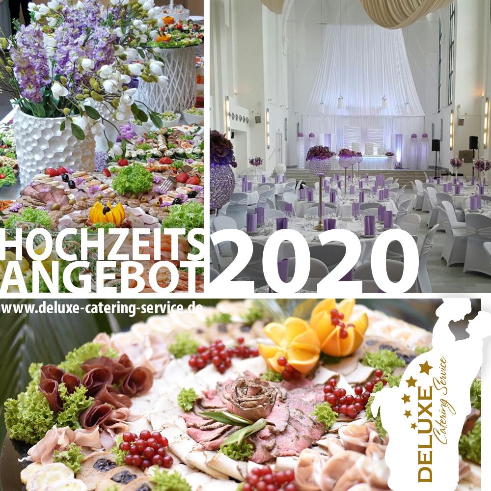 Hochzeitsbuffet 2020
